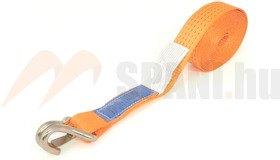Spanifer gurtni 5,5m 5t biztonsági horoggal